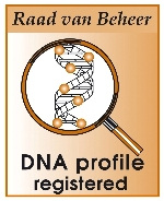 DNA registered